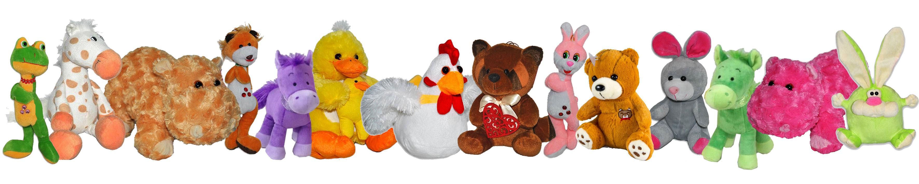 корпоративные мягкие игрушки