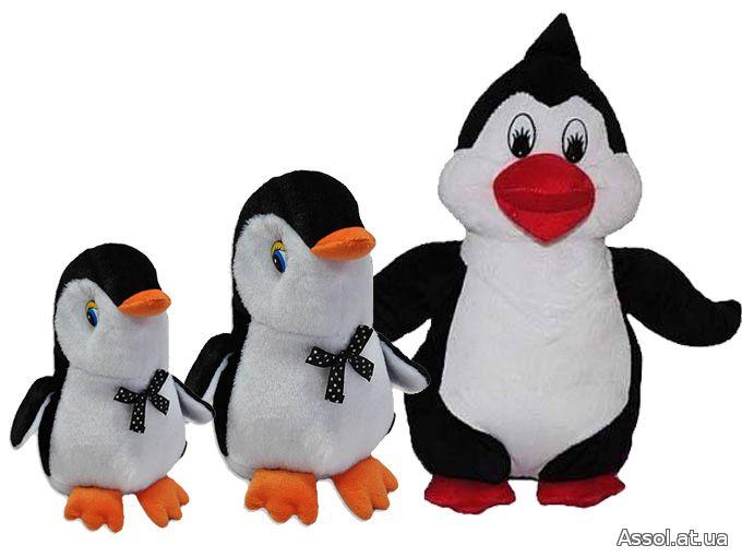 мягкие игрушки, корпоративные мягкие игрушки, пингвин, пингвинчик