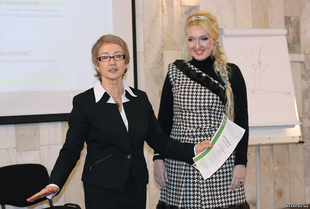Наталия Юдина и Инна Малюкова