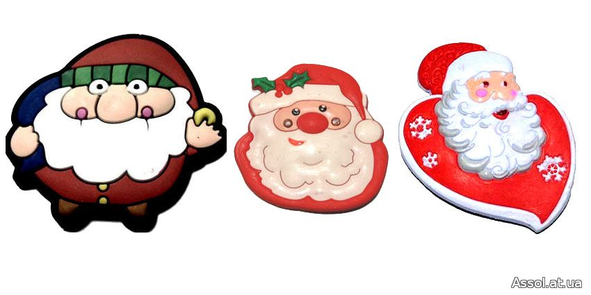 магнит, дед мороз, санта клаус, новогодние магниты, сувенирные магниты, новогодние подарки, сувенирный магнит