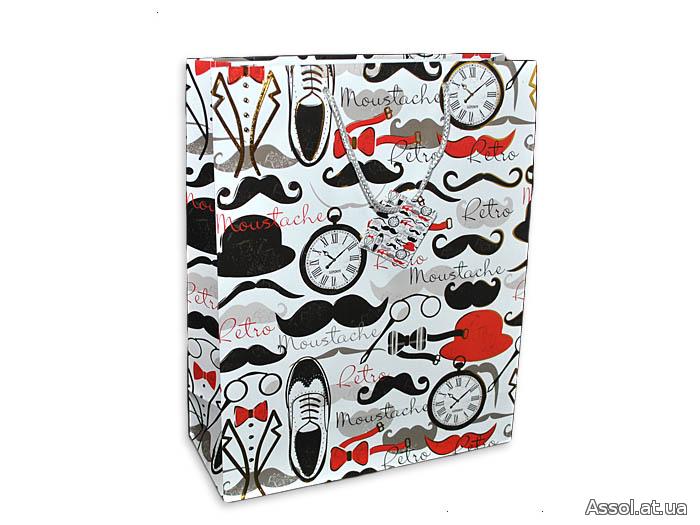 Подарочная упаковка. Бумажные пакеты