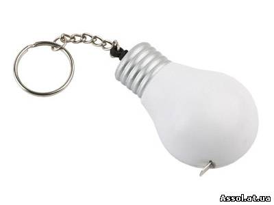 Брелок-рулетка Лампочка (А625907) -коллекция ЭПАТАЖ