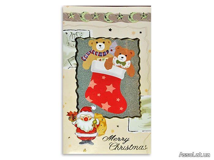 корпоративные открытки, открытки к Новому году, печать открыток, изготовление открыток