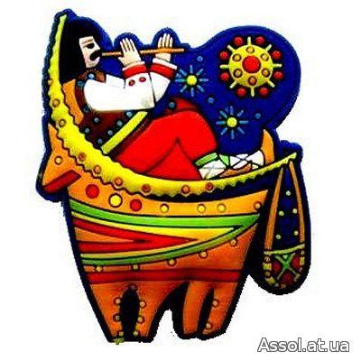 украинская тематика, этно сувениры, вышиванка, (Фабрика Решений Алые Паруса)